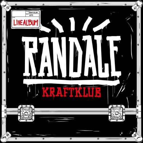 Randale (Live) von Kraftklub