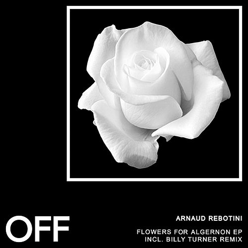 Flowers For Algernon - Single by Arnaud Rebotini