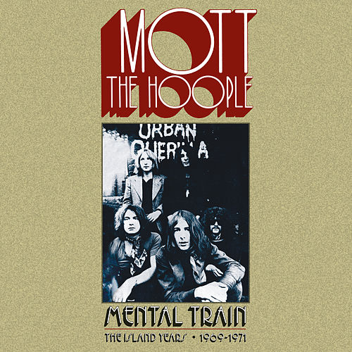 Rock And Roll Queen (Kitchen Sink Instrumental) by Mott the Hoople