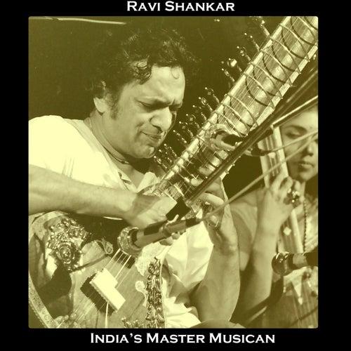 India's Master Musician de Ravi Shankar