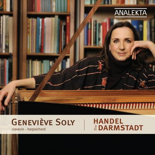 Handel in Darmstadt de George Frideric Handel