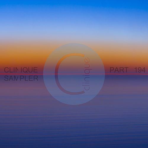 Clinique Sampler, Pt. 194 by Various