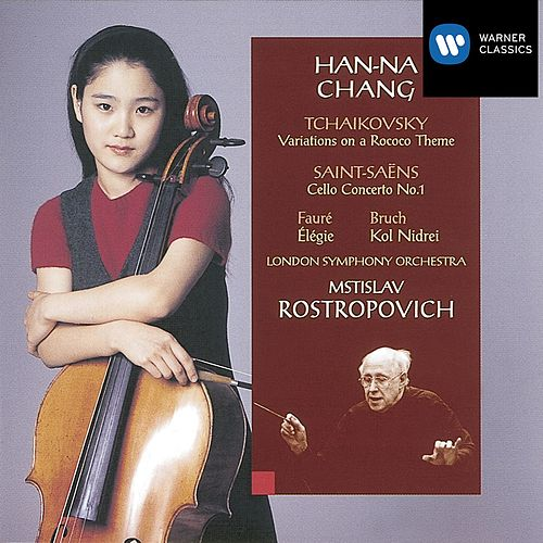 Works for Cello and Orchestra de Han-na Chang