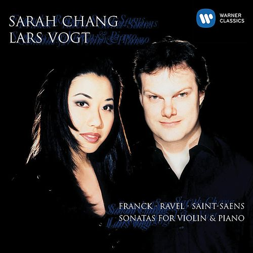 Franck, Ravel & Saint-Saens: Sonatas for Violin & Piano de Lars Vogt