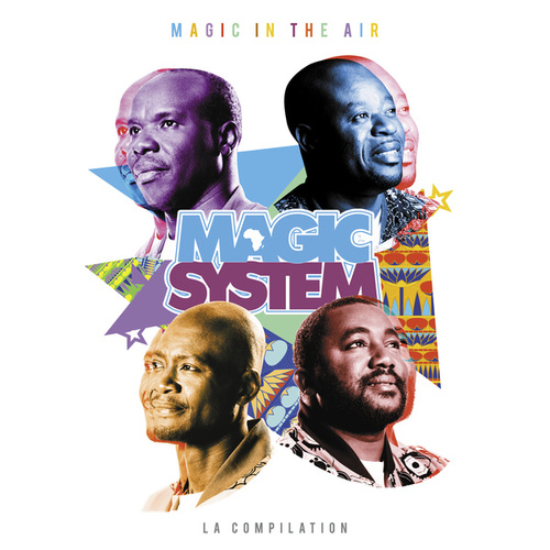 Magic In The Air: la compilation di Magic System