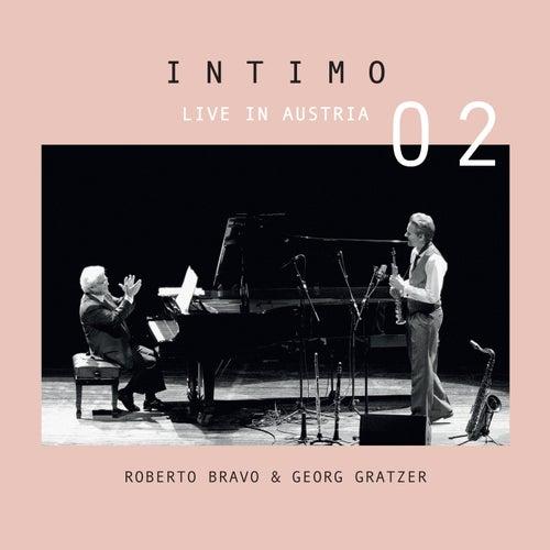 Intimo 02 - Live in Austria de Roberto Bravo