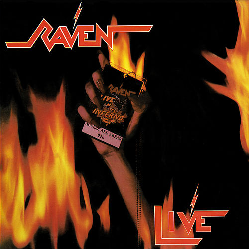Live At the Inferno by Raven