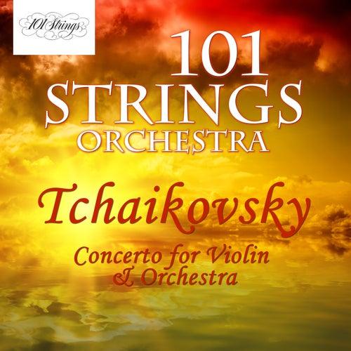 Pyotr Ilyich Tchaikovsky: Concerto for Violin & Orchestra by Pyotr Ilyich Tchaikovsky