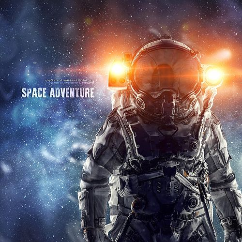 Space Adventure de Rhythm of Mankind And Nature