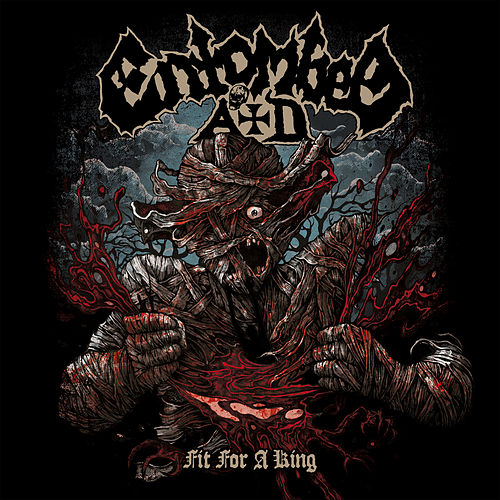 Fit for a King by Entombed A.D.