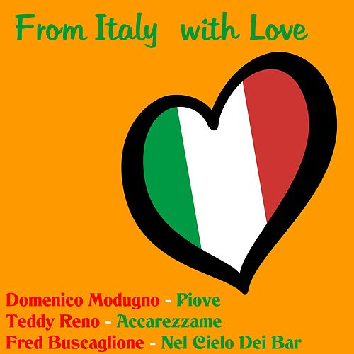 From Italy with Love de Various Artists