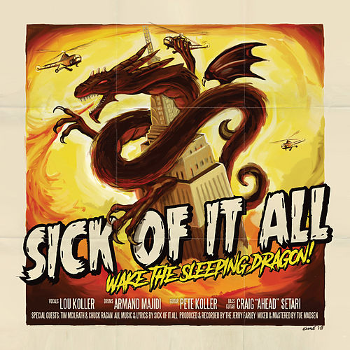 Wake The Sleeping Dragon! de Sick Of It All