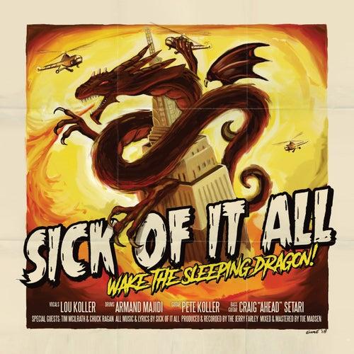 Wake The Sleeping Dragon! de Sick Of It All