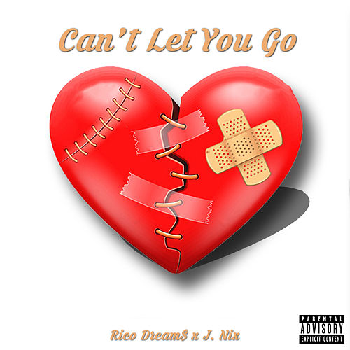 Can't Let You Go by RicoDream$