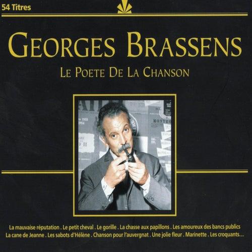 Georges Brassens le poète de la chanson de Georges Brassens