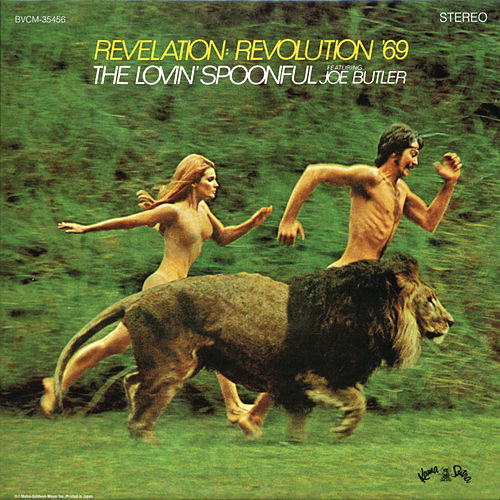 Revelation: Revolution '69 de The Lovin' Spoonful