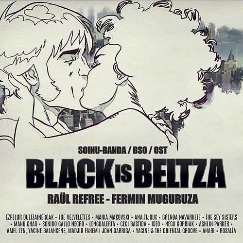 Black is Beltza de Various Artists