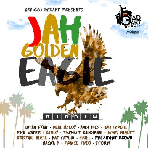 KraiGGi BaDArT presents: Jah Golden Eagle Riddim by KraiGGi BaDArT