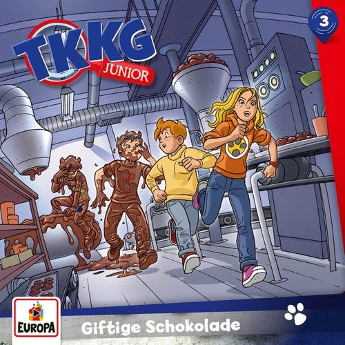 003/Giftige Schokolade von TKKG Junior