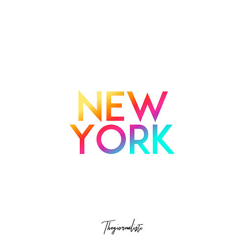 New York by Thegiornalisti