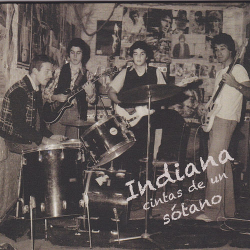 Cintas De Un Sótano (Remastered Edition) de Indiana