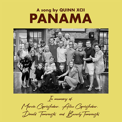 Panama von Quinn XCII