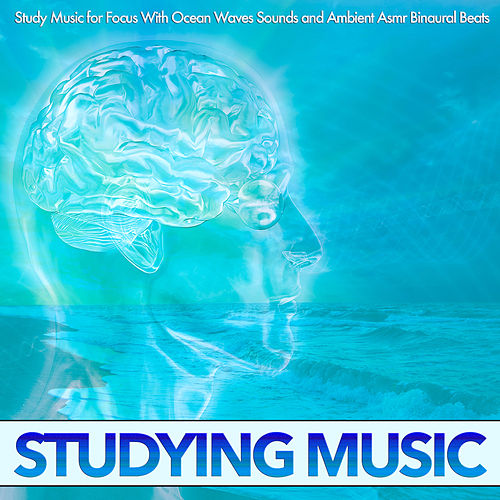 Study Music for Focus With Ocean Waves Sounds and