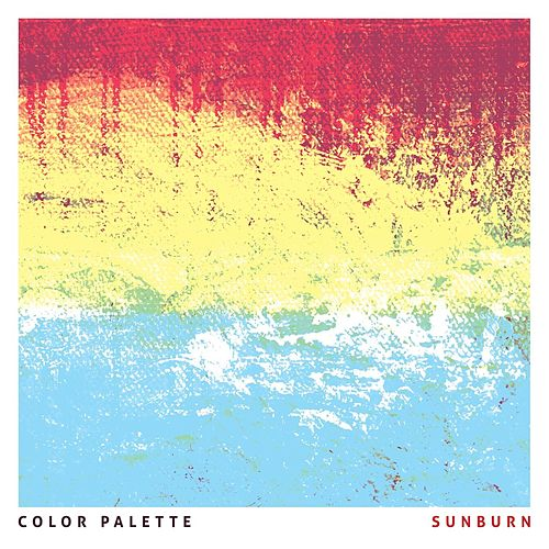 Sunburn de Color Palette