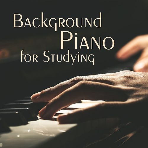 Background Piano for Studying von Various Artists