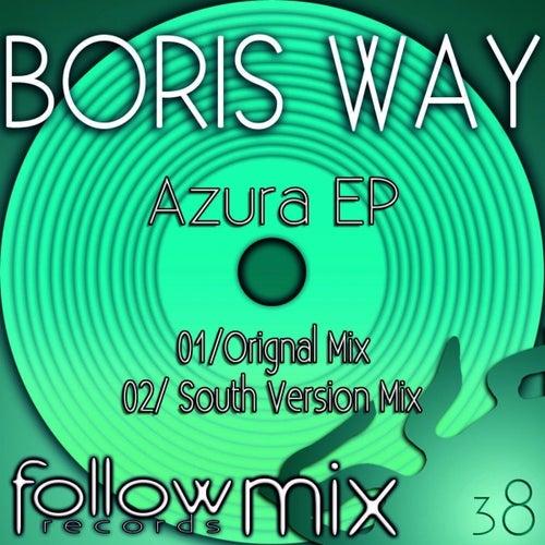 Azura EP de Boris Way