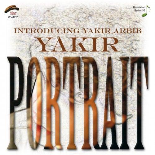 Portrait de Yakir Arbib