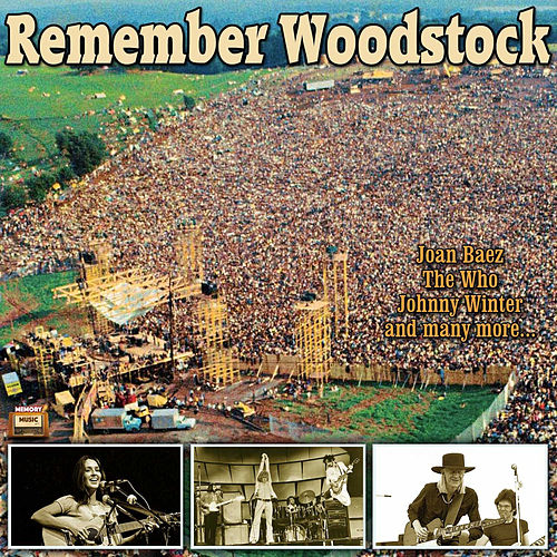 Remember Woodstock by Various Artists