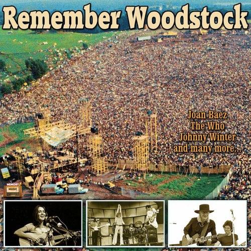 Remember Woodstock de Various Artists