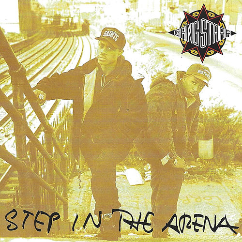 Step In The Arena de Gang Starr