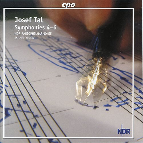 Tal: Symphonies Nos. 4-6 von NDR Radiophilharmonie