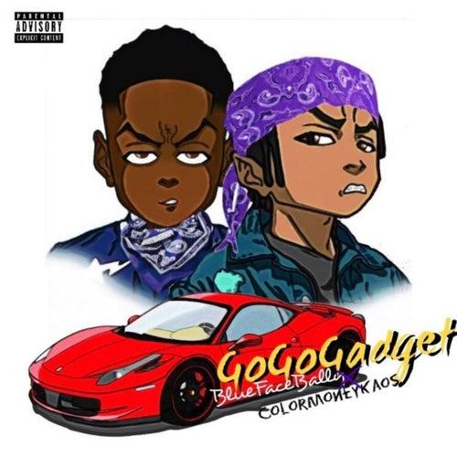 Go Go Gadget by Bluefacebally