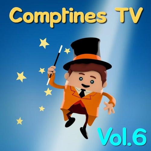 Comptines TV, vol. 6 de Comptines TV