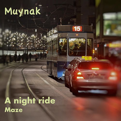 A Night Ride di Muynak