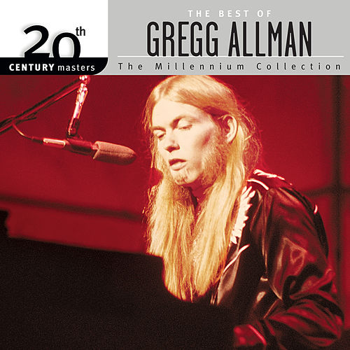 20th Century Masters: The Millennium Collection: Best Of Gregg Allman by Gregg Allman