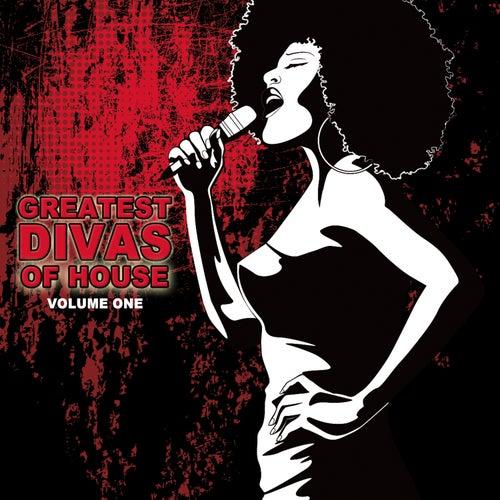Greatest Divas of House Vol.1 von Various Artists
