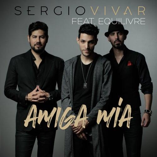 Amiga Mia von Sergio Vivar