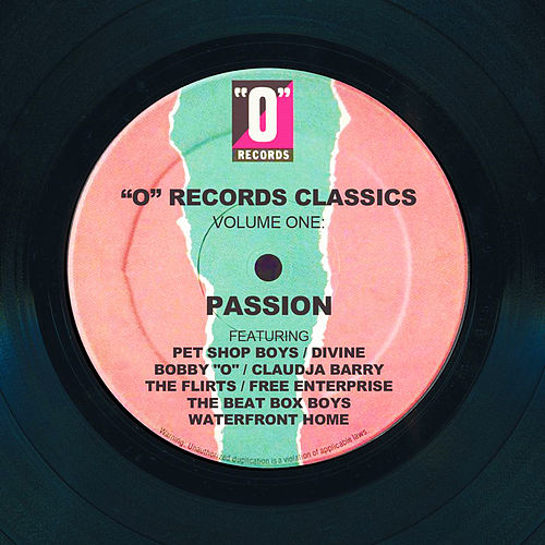 'O' Records Classics (Volume One: Passion) by Various Artists