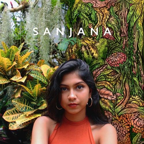 Falling by Sanjana