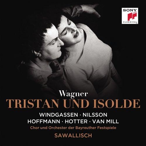 Wagner: Tristan und Isolde, WWV 90 by Wolfgang Sawallisch