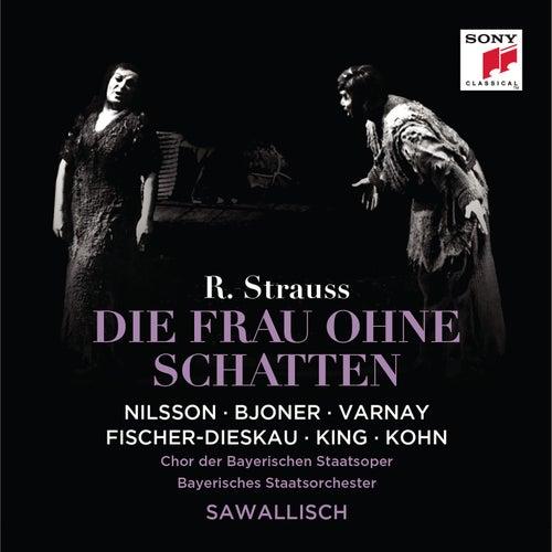 Strauss: Die Frau ohne Schatten, Op.65 von Wolfgang Sawallisch