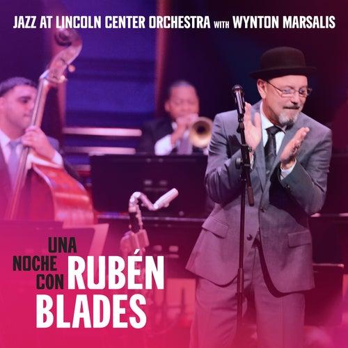 Una Noche Con Rubén Blades de Jazz At Lincoln Center Orchestra