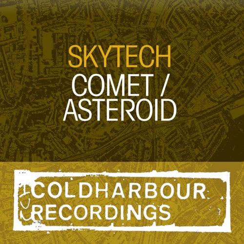 Comet / Asteroid von Skytech