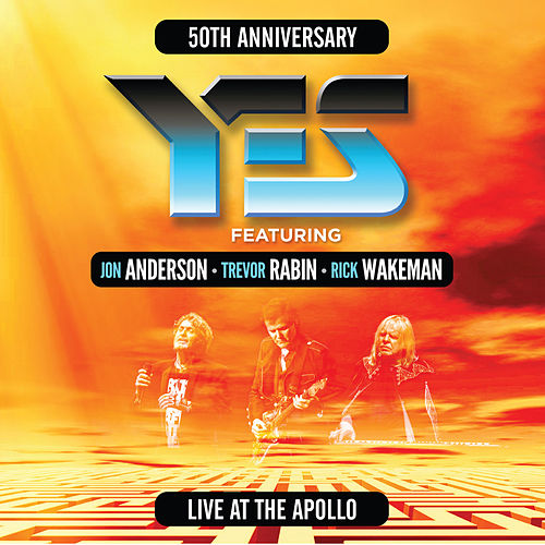 Live At The Apollo von Yes