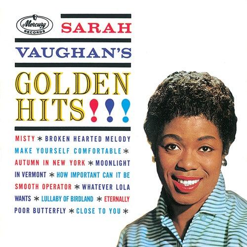 Sarah Vaughan's Golden Hits de Sarah Vaughan