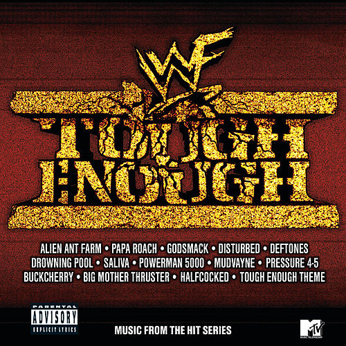 Tough Enough (Music From The Hit Series) by Various Artists